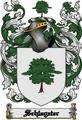 Thumbnail Schlageter Family Crest  Schlageter Coat of Arms Digital Download