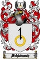 Thumbnail Schlebusch Family Crest  Schlebusch Coat of Arms Digital Download
