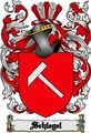 Thumbnail Schlegel Family Crest  Schlegel Coat of Arms Digital Download
