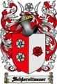 Thumbnail Schlernitzauer Family Crest  Schlernitzauer Coat of Arms Digital Download
