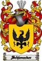 Thumbnail Schlonecker Family Crest  Schlonecker Coat of Arms Digital Download