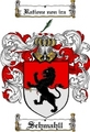 Thumbnail Schmahll Family Crest  Schmahll Coat of Arms