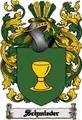 Thumbnail Schmieder Family Crest  Schmieder Coat of Arms Digital Download