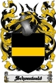 Thumbnail Schoenwald Family Crest  Schoenwald Coat of Arms Digital Download