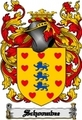 Thumbnail Schoombee Family Crest  Schoombee Coat of Arms Digital Download