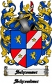 Thumbnail Schremser Family Crest  Schremser Coat of Arms Digital Download
