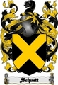 Thumbnail Schuett Family Crest  Schuett Coat of Arms Digital Download