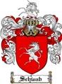 Thumbnail Schwab Family Crest  Schwab Coat of Arms