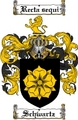 Thumbnail Schwartz Family Crest / Schwartz Coat of Arms