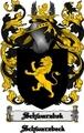 Thumbnail Schwarzbek Family Crest  Schwarzbek Coat of Arms Digital Download