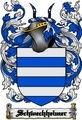 Thumbnail Schwechheimer Family Crest  Schwechheimer Coat of Arms Digital Download