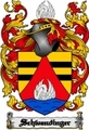 Thumbnail Schwendinger Family Crest  Schwendinger Coat of Arms Digital Download
