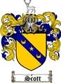 Thumbnail Scott/Scot Family Crest / Scott/Scot Coat of Arms