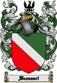 Thumbnail Scozzari Family Crest  Scozzari Coat of Arms Digital Download