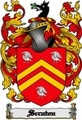 Thumbnail Scruton Family Crest  Scruton Coat of Arms Digital Download