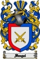Thumbnail Seagal Family Crest  Seagal Coat of Arms Digital Download