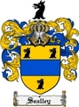 Thumbnail Sealley Family Crest  Sealley Coat of Arms