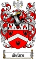 Thumbnail Sears Family Crest  Sears Coat of Arms Digital Download