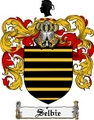 Thumbnail Selbie Family Crest  Selbie Coat of Arms