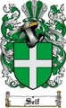 Thumbnail Self Family Crest  Self Coat of Arms Digital Download