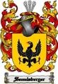 Thumbnail Semelsberger Family Crest  Semelsberger Coat of Arms Digital Download