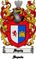 Thumbnail Sepdy Family Crest  Sepdy Coat of Arms Digital Download