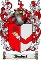 Thumbnail Seubert Family Crest  Seubert Coat of Arms Digital Download