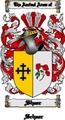 Thumbnail Shaer Family Crest  Shaer Coat of Arms Digital Download