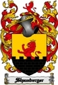 Thumbnail Shamberger Family Crest  Shamberger Coat of Arms Digital Download
