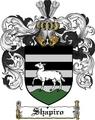 Thumbnail Shapiro Family Crest  Shapiro Coat of Arms