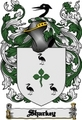 Thumbnail Sharkey Family Crest  Sharkey Coat of Arms Digital Download