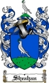 Thumbnail Sheahan Family Crest  Sheahan Coat of Arms