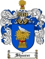 Thumbnail Shearer Family Crest  Shearer Coat of Arms