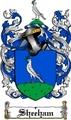 Thumbnail Sheeham Family Crest  Sheeham Coat of Arms