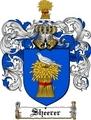 Thumbnail Sheerer Family Crest  Sheerer Coat of Arms