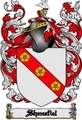 Thumbnail Shenefiel Family Crest  Shenefiel Coat of Arms Digital Download