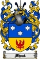 Thumbnail Shenk Family Crest  Shenk Coat of Arms Digital Download