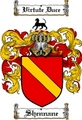 Thumbnail Shennane Family Crest  Shennane Coat of Arms
