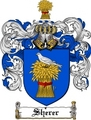 Thumbnail Sherer Family Crest  Sherer Coat of Arms