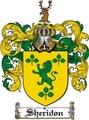 Thumbnail Sheridon Family Crest  Sheridon Coat of Arms
