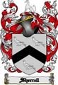 Thumbnail Sherrell Family Crest  Sherrell Coat of Arms Digital Download