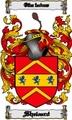 Thumbnail Sheward Family Crest  Sheward Coat of Arms Digital Download