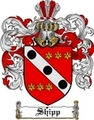 Thumbnail Shipp Family Crest  Shipp Coat of Arms