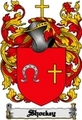 Thumbnail Shockey Family Crest  Shockey Coat of Arms Digital Download