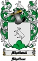 Thumbnail Shoffstall Family Crest  Shoffstall Coat of Arms Digital Download