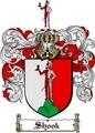 Thumbnail Shook Family Crest  Shook Coat of Arms Digital Download