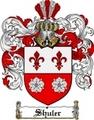 Thumbnail Shuler Family Crest  Shuler Coat of Arms