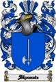 Thumbnail Shumate Family Crest  Shumate Coat of Arms Digital Download