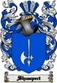 Thumbnail Shumpert Family Crest  Shumpert Coat of Arms Digital Download