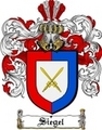 Thumbnail Siegel Family Crest  Siegel Coat of Arms